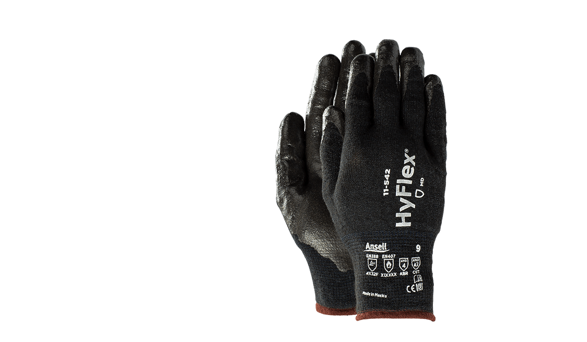 These are not your father gloves - Ansell HyFlex® 11-542