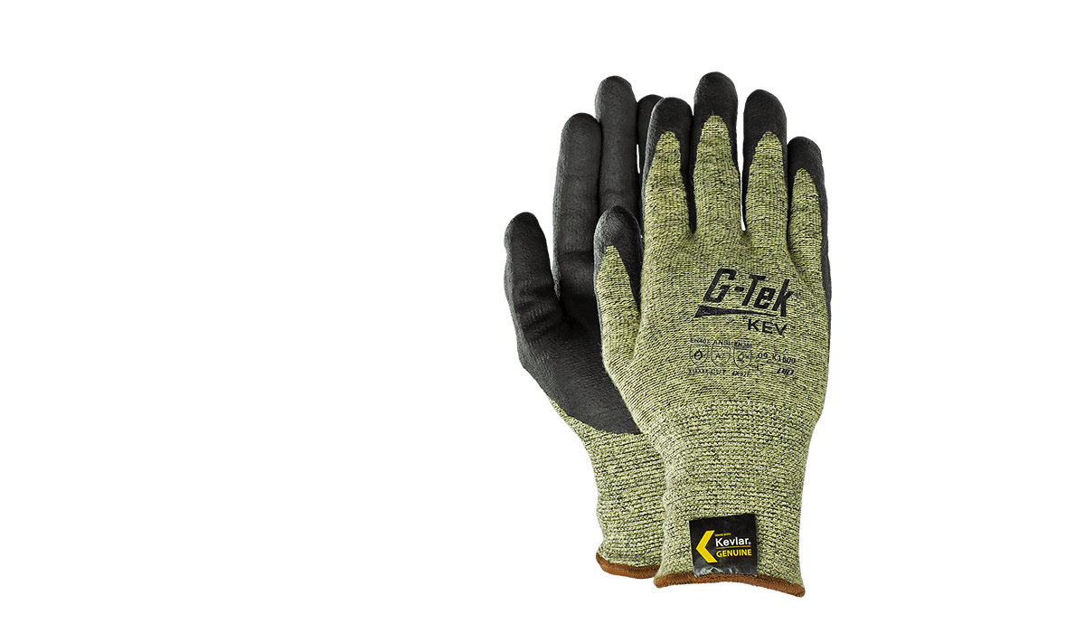 These are not your father gloves - Protective Industrial Products G-Tek KEV 09-K1600