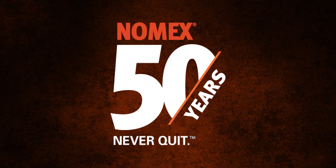 Nomex 50 Years Never Out