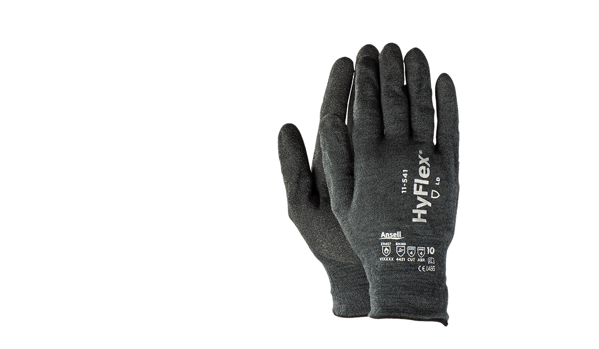 These are not your father gloves - Ansell HyFlex 11-541