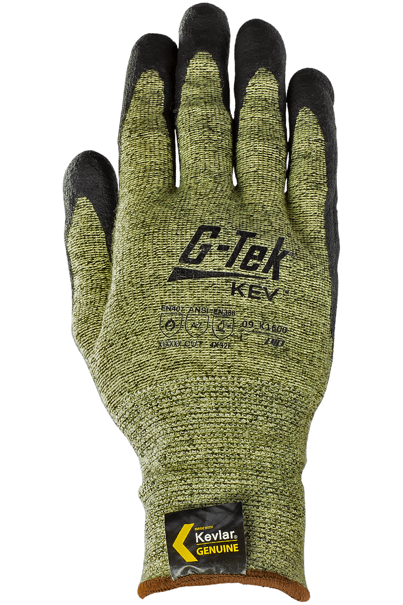 Protective Industrial Products G-Tek KEV 09-K1600