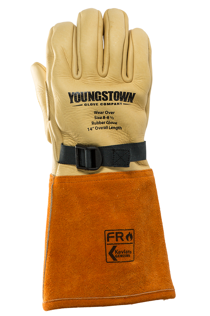 Youngstown Glove Company 14inch High Voltage Protector