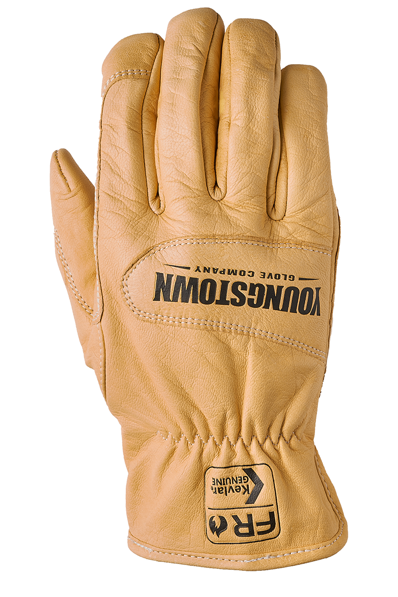 Youngstown FR Ground Glove lined w/Kevlar®